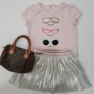 Kate Spade New York Sunglasses Top & Skirt Set